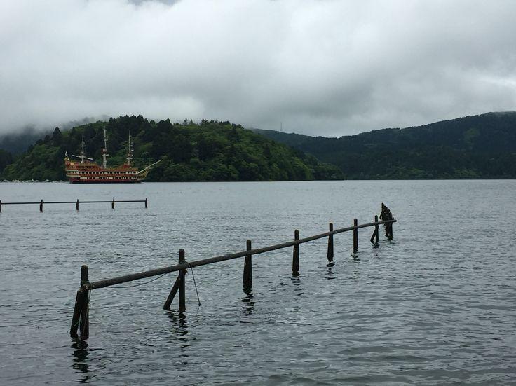 Lake Ashinoko / 芦ノ湖