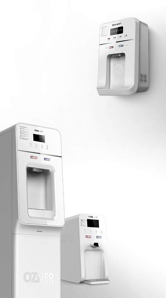 water purifier   威曼设计