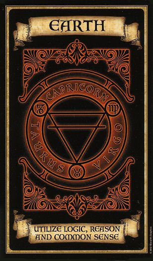 Oraculo Madame Endora: La Tierra - La magia del Tarot