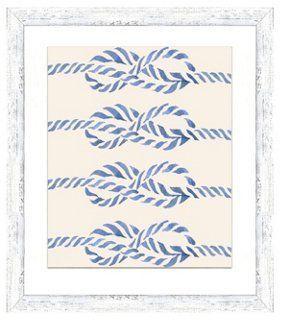 Naval Theme Print III - 18x22 or 22x26