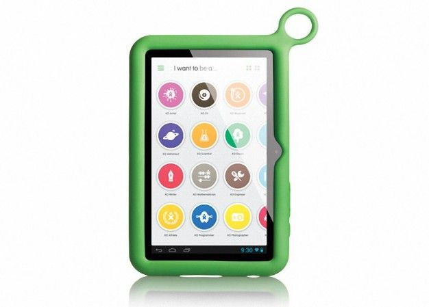 XO Tablet by fuseproject for One Laptop Per Child | FUTU.PL