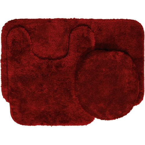red bathroom rugs sets - Ideas About Bathroom Rug Sets On Pinterest Leopard Print
