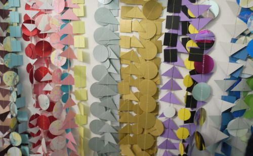 Handmade decor by Paper Street Dolls