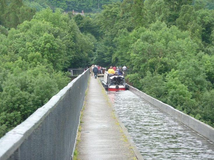 Image result for Magdeburg Water Bridge