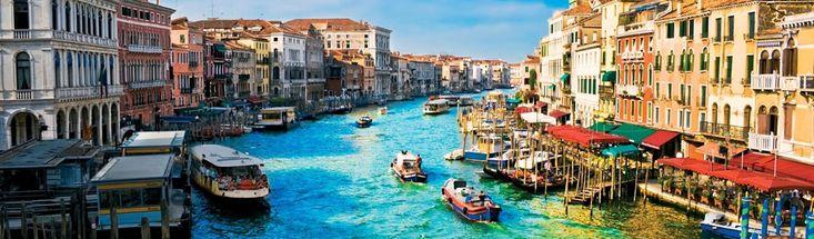 Découvrez l'histoire, la beauté et le charme de Venise