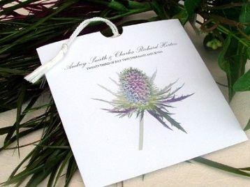 scottish wedding invitations - Google Search                                                                                                                                                                                 More