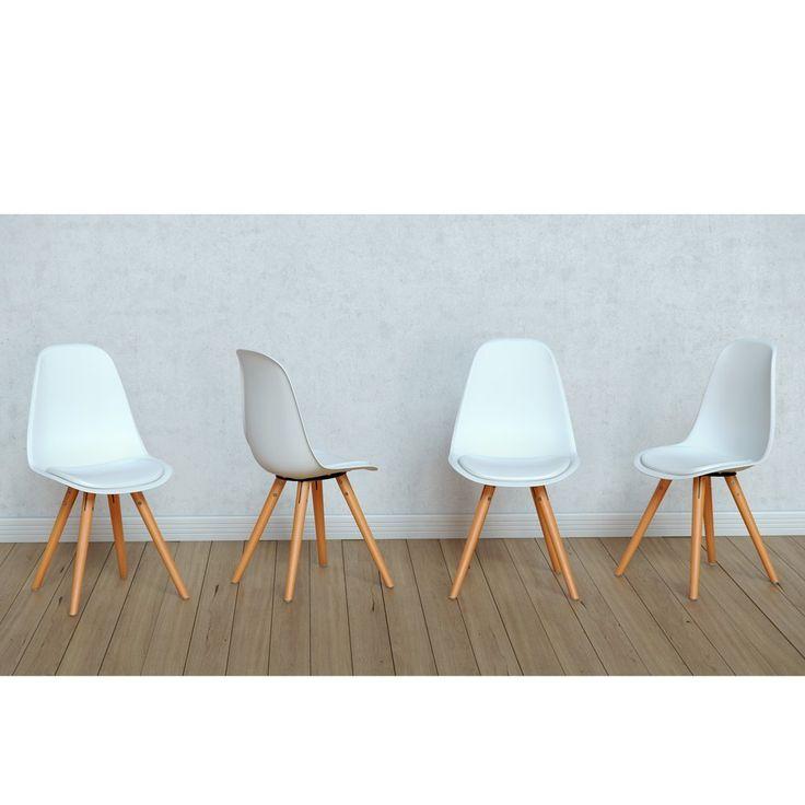 17 best ideas about küchenstühle weiß on pinterest | holzstuhl, Wohnideen design
