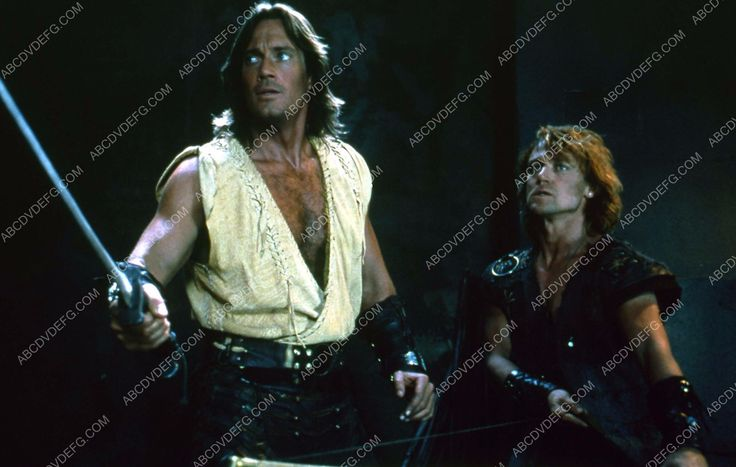 Kevin Sorbo Michael Hurst TV Hercules Maze of the Minotaur 35m-3687