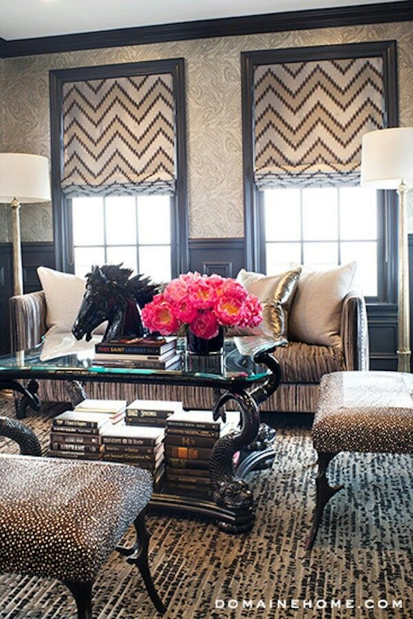 Kourtney Kardashian Home Decor