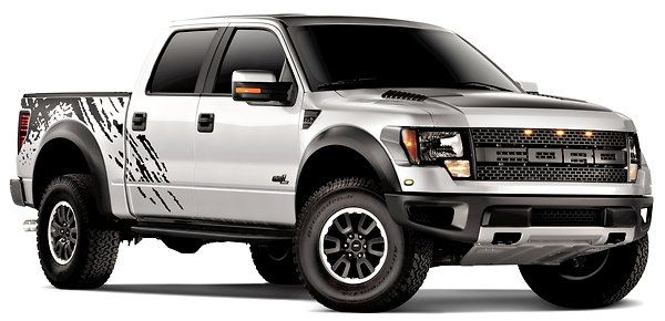 Ford Raptor. The only Ford truck I absolutely love!