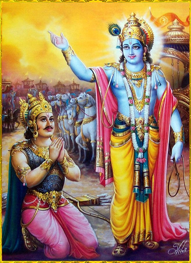 The 129 Best Images About BHAGAVAD GITA On Pinterest