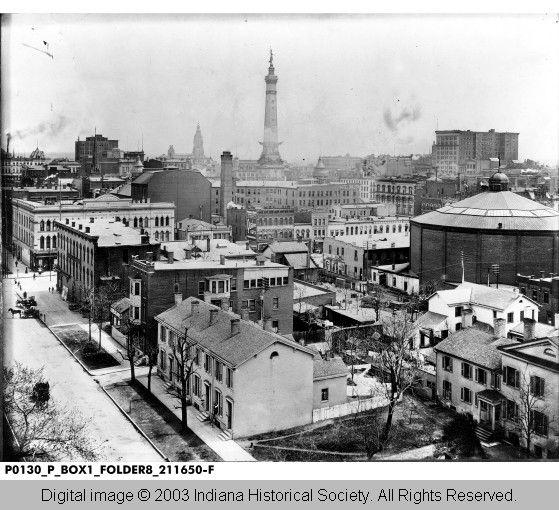 History of Indiana