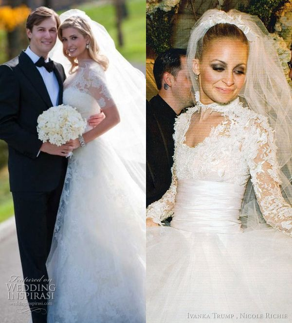 Top 25  best Ivanka trump wedding dress ideas on Pinterest | Trump ...