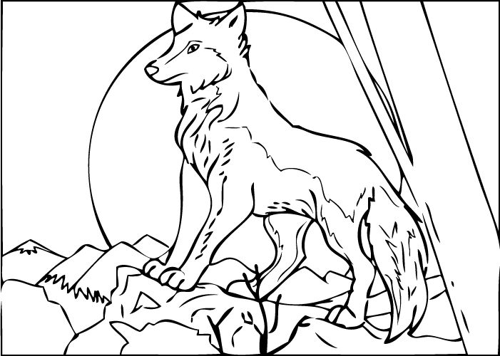 wolf pictures to print and to color printable roblox wolf coloring page - Print Pictures To Color