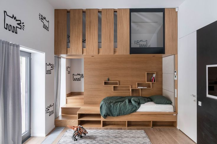Modern Boy S Room Decor Ideas With Lots Of Charm And Flavor Modern Home Interior Design Modern Boys Rooms Home Interior Design Interior design youth bedroom