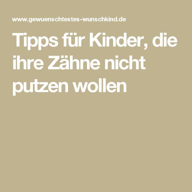 25 best ideas about z hne kinder on pinterest bild vom for Spiegel putzen