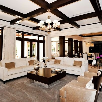 Image Detail For  Miami Home Dark Trim Design Ideas, Pictures, Remodel, And