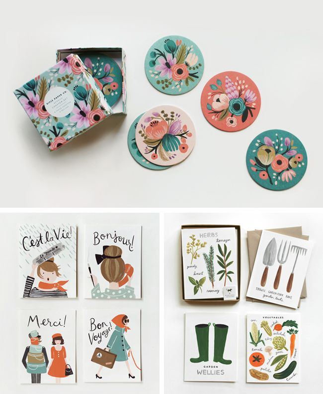 Rifle Paper Co. - RIFLE blog - Holiday 2011!