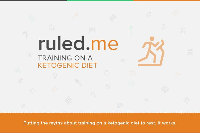 Mythbusting: Training On a Keto Diet | Keto, Low carb and Carbohydrate diet