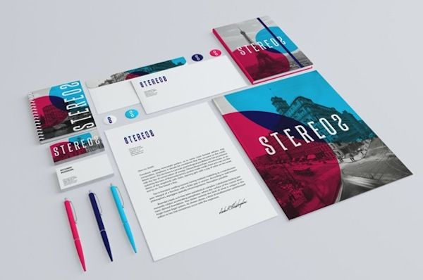 国外创意品牌视觉形象设计欣赏 - 纳金网