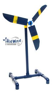 Make your own wind turbine that actually generates power #STEM