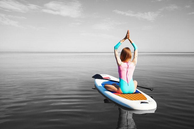 Paddleboard, SUP Yoga, Stand Up Paddleboard, Phiinom