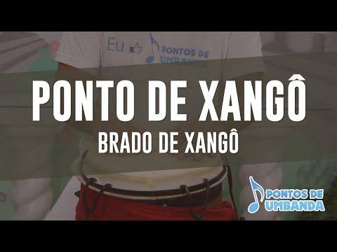 Ponto de Xangô - Por trás daquela serra - YouTube