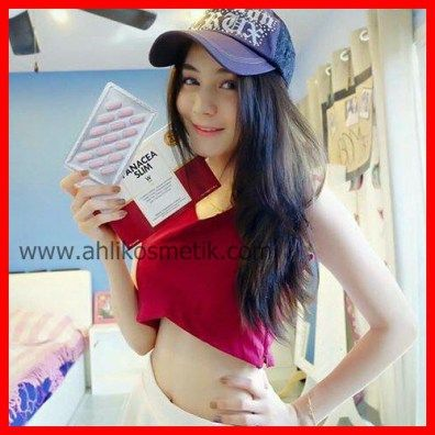 Testi Panacea Slim Cewek Cantik Thailand