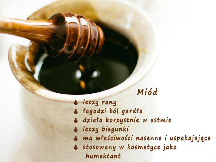 6 niezwykłych właściwości miodu, które po prostu musisz znać!  #rytmynatury #miód #honey #astma #akergia #biegunka
