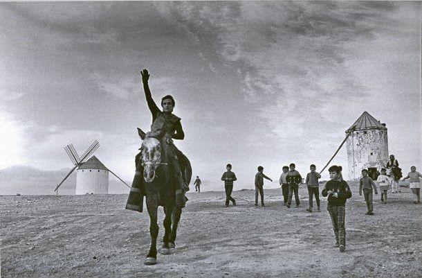 Fernando Herráez. La mancha, 1971 © Fernando Herráez