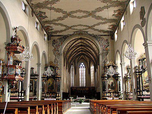 Fribourg-Eglise des Cordeliers
