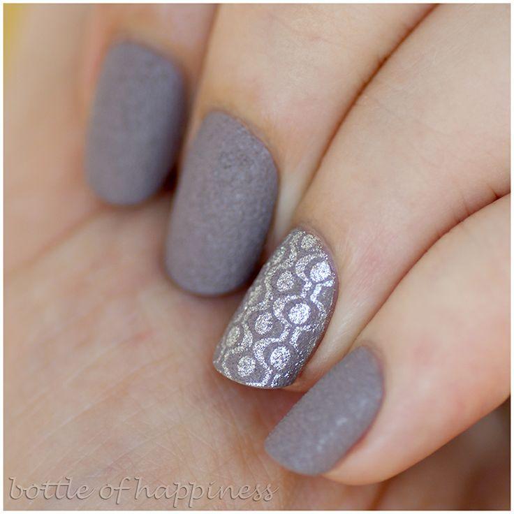 Bazę tych pazurków stanowi lakier Paese odcień 320 #nails #nailart #nailpolish