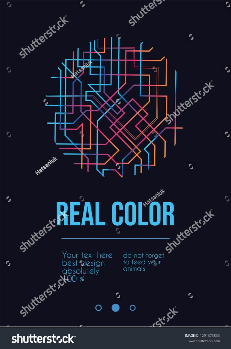 Technology colorful gradient cover design. Trendy futuristic concept. Brochure. Industrial 4.0 #Sponsored , #AD, #cover#design#gradient#Technology