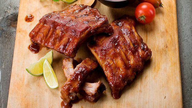 matt preston's tips for cooking ribs
