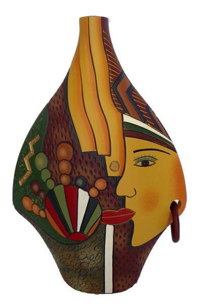 Jarrones decorativos www.almaludeco.com Envíos a todo Colombia