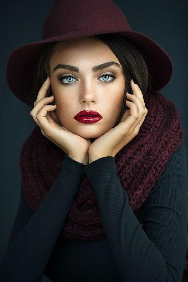 фото красивых девушек в шляпе - Google-keresés