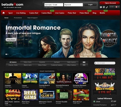 New accredited casino to our casino listings: Betsafe! Read full review and claim your 100% up to 100€ deposit bonus here: http://bigwinpictures.com/betsafe.html