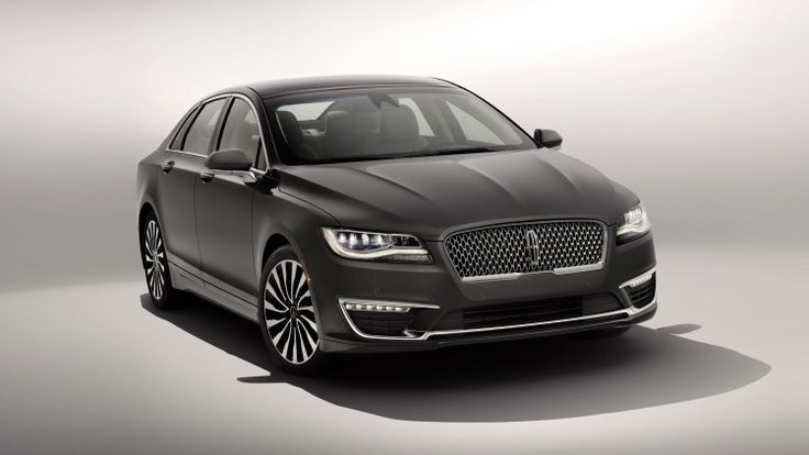 400-hp MKZ is a hot-rod Lincoln 2017 Refresh Brings New Interior And Optional 3.0L Twin-Turbo V6