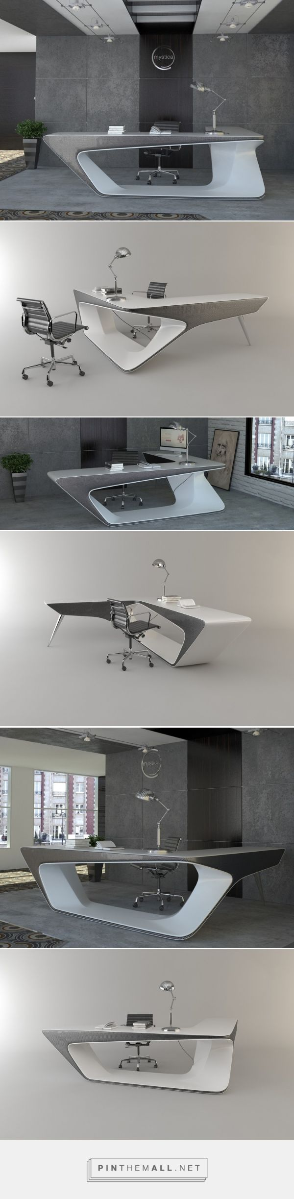 A workspace with grace | Yanko Design - created via http://pinthemall.net