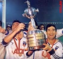 colo colo foto oficial copa libertadores 91 -