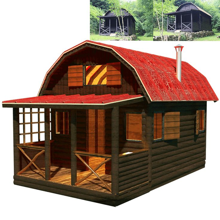 Best 25 small cottage house plans ideas on pinterest for Free small cabin plans with material list