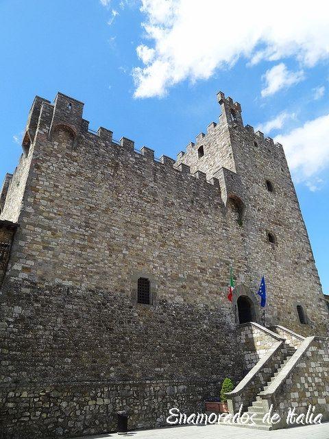 La Rocca, Castellina in Chianti.