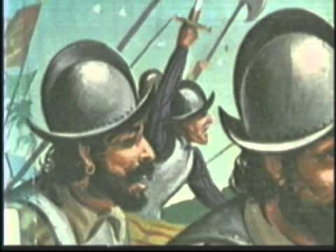 Spanish Colonization of the Americas (New Spain Colonial America APUSH) - YouTube Texas History