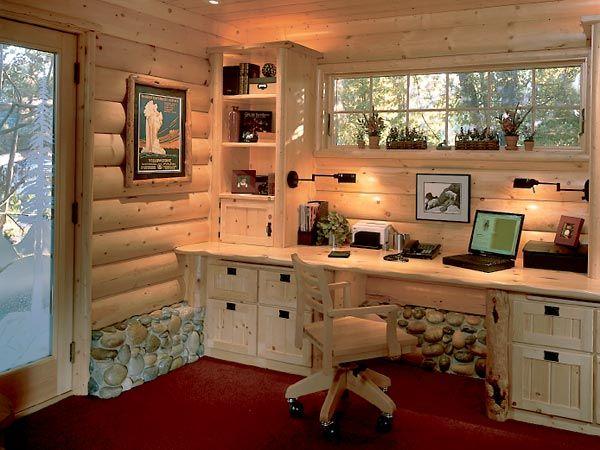 13 best Cabin loft office ideas images on Pinterest Cabin loft