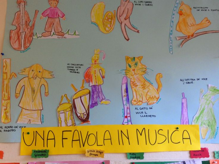 Piccoli Viaggi Musicali: Pierino e il lupo (8) - LABORATORIO DIDATTICO e ca...
