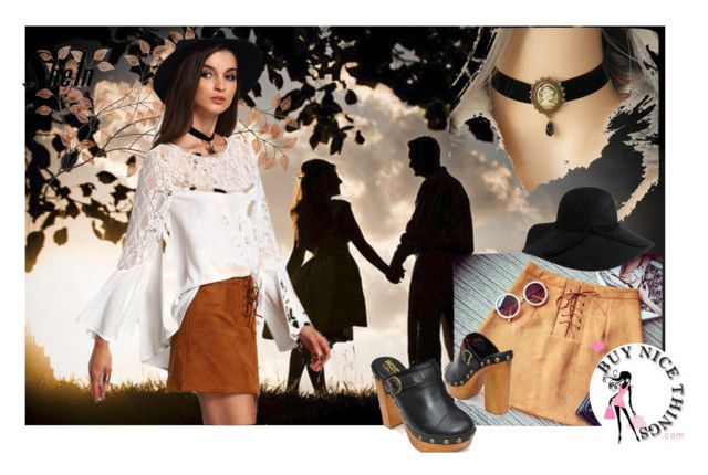 """""""Boho Romantic"""" by buynicethings ❤ liked on Polyvore"""