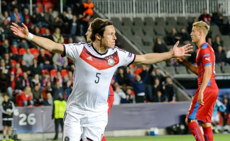 U-21 EM: Die deutsche  U-21 qualifiziert sich für Olympia 2016