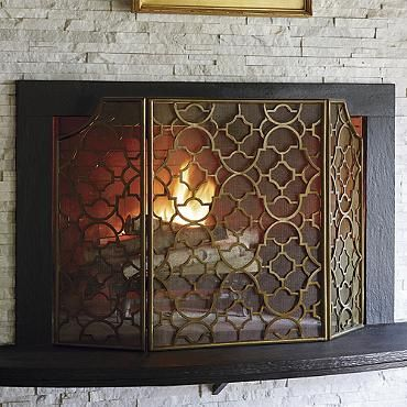 132 best FIREPLACES - Screens and Accessories images on Pinterest ...