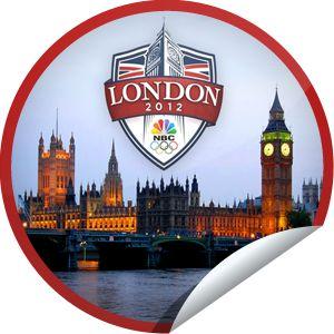 Roxy Terra's 2012 Summer Olympics Closing Ceremony Sticker | GetGlue