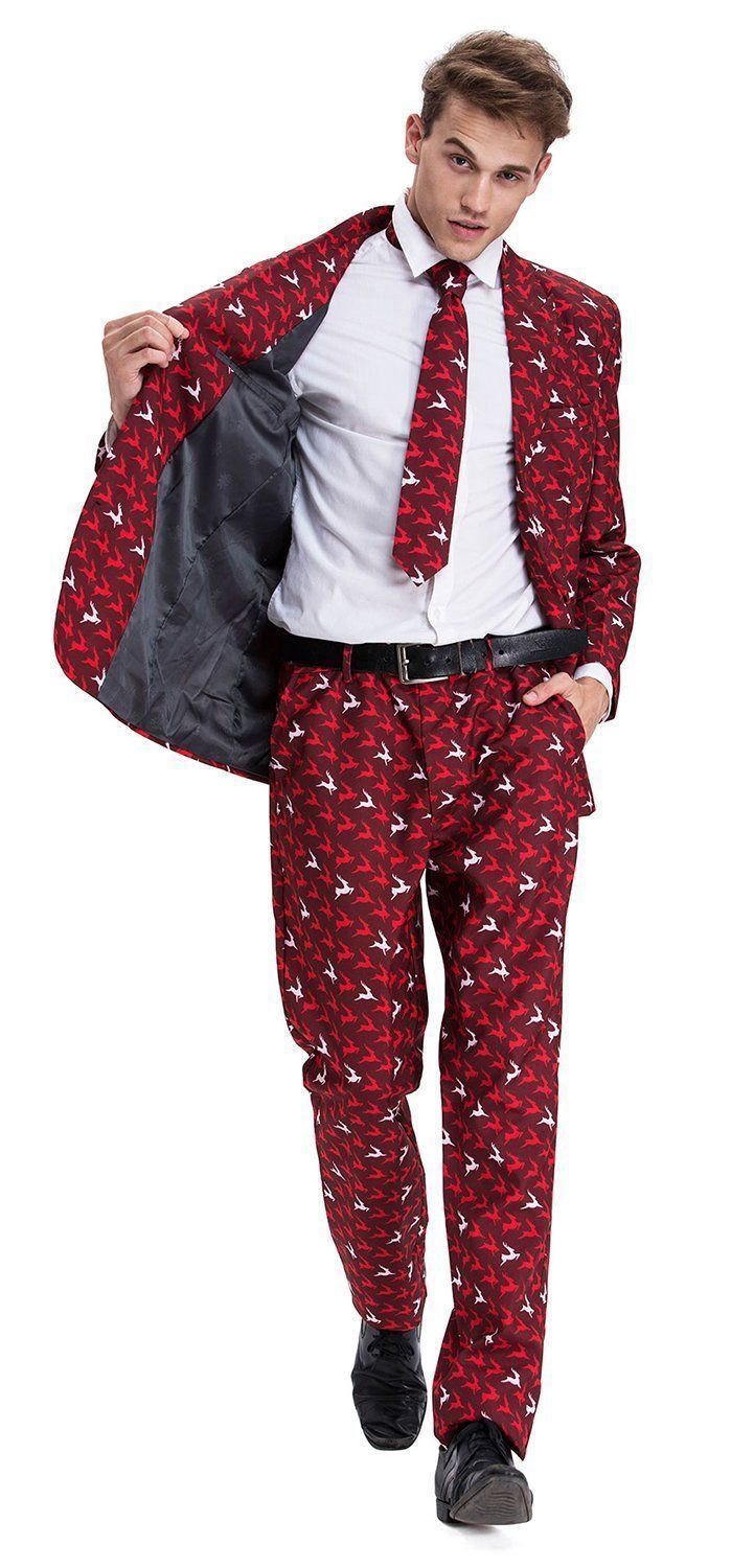Black Friday Deals! Order Here http://e-re-tail-e-r.myshopify.com/products/mens-christmas-costumes-holiday-party-suit-funny-jacket-with-tie-medium-sweater?utm_campaign=social_autopilot&utm_source=pin&utm_medium=pin Mens Christmas Co... Delivery By Christmas!